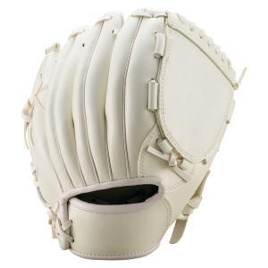 ゼット 記念グラブ (合成皮革) ホワイト ZETT BCG1 1100の商品画像|ナビ