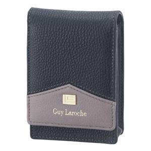 GuyLaroche ギラロッシュ  シガレットケース BLACK ブラック GLC4-1001|akiha-web