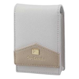GuyLaroche ギラロッシュ  シガレットケース WHITE ホワイト GLC4-1003|akiha-web