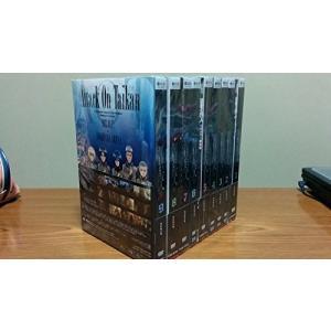 進撃の巨人 (初回生産限定盤) 全9巻セット [全巻DVDセ...