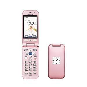 F-01G らくらくホン ベーシック 4 docomo ピンク [Pink] ガラケー フィーチャーフォン 新品 未使用 白ロム|akimoba