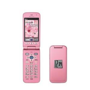 F-02J らくらくホン docomo ピンク [Pink] ガラホ 新品 未使用 白ロム|akimoba