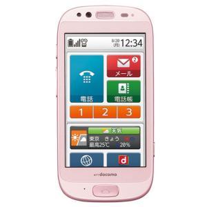 ◆商品名◆ F-12D らくらくスマートフォン [Pink] docomo  ◆商品状態◆ 新品未使...