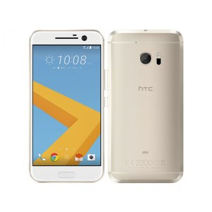 HTV32 HTC10 au ゴールド [Topaz Gold] HTC 新品 未使用品 白ロム スマートフォン|akimoba