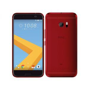 HTV32 HTC10 au 赤 [Camellia Red] HTC 新品 未使用品 白ロム スマートフォン|akimoba