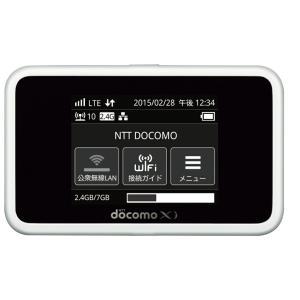 HW-02G Wi-Fi STATION docomo 白 [White] Huawei 未使用品 白ロム Wi-Fiルーター
