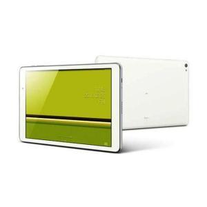 SIMFREE HWT31 Qua tab 02 白 [Powder White] au 新品 未使用品 タブレット Android