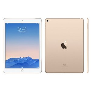 iPad Air2 Wi-Fi Cellular 128GB docomo版 [Gold] 新品 未開封 MH1G2J/A タブレット