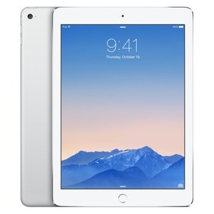 iPad Air2 Wi-Fi Cellular 16GB docomo版 [Silver] 新品未使用 MGH72J/A タブレット