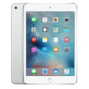 iPad mini4 Wi-Fi Cellular 128GB docomo版 [Silver] 新品 未開封 MK772J/A タブレット