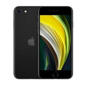 SIMフリー 新品未開封品 iPhoneSE(第2世代) 128GB ブラック [Black] 電源...