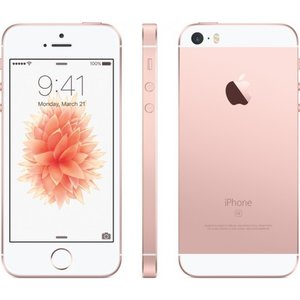 SIMフリー iPhoneSE 32GB ローズゴールド [RoseGold] 未使用 iPhone本体 MP852J/A Apple スマートフォン Model A1723|akimoba