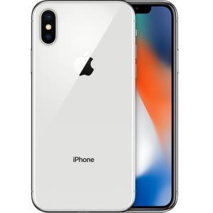 SIMFREE iPhoneX 64GB 銀 [Silver...