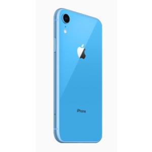 SIMフリー iPhoneXR 128GB ブルー [Blue] 新品未使用 Apple iPhone本体 MT0U2J/A スマートフォン Model A2106 白ロム
