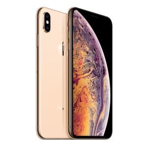 SIMフリー iPhoneXS Max 64GB ゴールド [Gold] 新品未開封 Apple iPhone本体 MT6T2J/A スマートフォン Model A2102 白ロム|akimoba