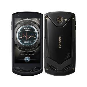 KYV35 TORQUE G02 au 黒 [Black] KYOCERA 新品 未使用品 白ロム スマートフォン|akimoba