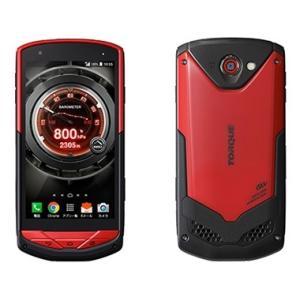 KYV35 TORQUE G02 au 赤 [RED] KYOCERA 新品 未使用品 白ロム スマートフォン|akimoba