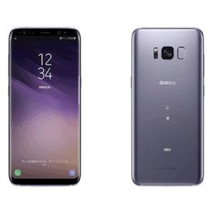 SCV36 Galaxy S8 au版 グレー [Orchid Gray] Samsung 新品 未使用品 白ロム スマートフォン|akimoba