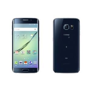 SIMフリー SCV31 Galaxy S6 edge 32GB au 黒 [Black Sapphire] Samsung 新品 未使用品 白ロム スマートフォン|akimoba