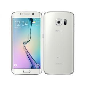SIMFREE可能 SCV31 Galaxy S6 edge 32GB au 白 [White Pearl] Samsung 新品 未使用品 白ロム スマートフォン|akimoba