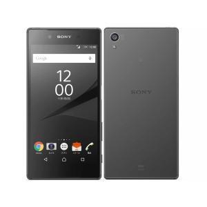 SOV32 Xperia Z5 au ブラック [Black] SONY 新品 未使用品 白ロム スマートフォン|akimoba