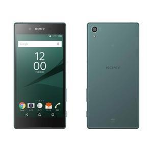SOV32 Xperia Z5 au グリーン [Green] SONY 新品 未使用品 白ロム スマートフォン|akimoba