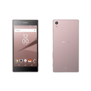 SOV32 Xperia Z5 au ピンク [Pink] SONY 新品 未使用品 白ロム スマートフォン|akimoba
