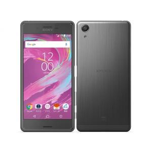 SIMFREE化可能 SOV33 Xperia X Performance au 黒 [Black] SONY 新品 未使用品 白ロム スマートフォン|akimoba