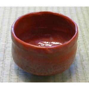 赤樂茶碗(木箱入)|akindo
