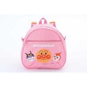 アンパンマン デイパック(ピンク)|akindo