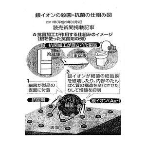 抗菌 銀の焼海苔 全型1枚 【銀イオン】で抗菌・ウイルス対策|akindo|04