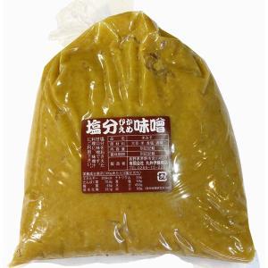 塩分控えめ味噌1kg (丸井伊藤商店)|akindo
