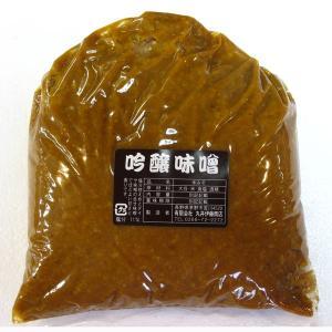 吟醸味噌(甘口合わせ味噌) (丸井伊藤商店)|akindo
