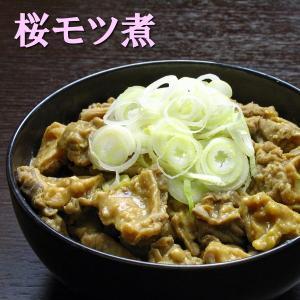 【馬肉】桜モツ煮 500g