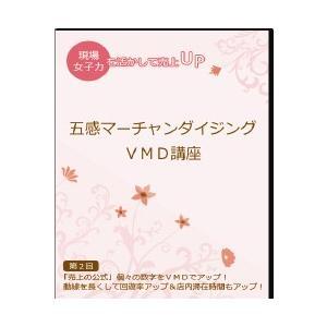 【単品】五感マーチャンダイジング VMD講座(SM向け)|akindonetichiba