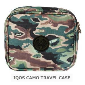 数量限定 アイコス IQOS CAMO TRAVEL CASE トラベルケース NIGO FOR IQOS ニゴー カモフラージュ カモ柄 迷彩柄 送料無料 通販 セット 収納ケース ポーチ|akindoya