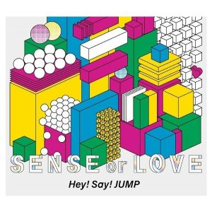 Hey! Say! JUMP SENSE or LOVE ヘイセイジャンプ 初回限定盤 CD DVD|akindoya