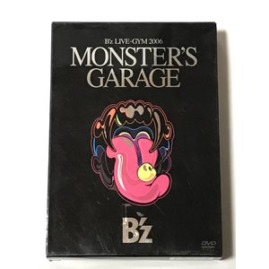 中古 B'z LIVE-GYM 2006 MONSTER'S GARAGE|akindoya