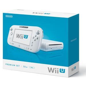 新品 送料無料/在庫あり/Wii U プレミアムセット shiro (WUP-S-WAFC) 本体 白 シロ WiiU ウィーユー 任天堂 nintendo ニンテンドー PREMIUM SET