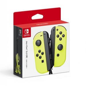 通販 在庫あり Nintendo Switch ニンテンドースイッチ スウィッチ 任天堂 コントローラー ジョイコン Joy-Con (L)/(R) ネオンイエロー 黄色 新色 通販|akindoya