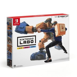 Nintendo Labo Toy-Con 02 Robot Kit ロボットキット Nintend...