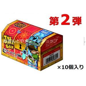 在庫あり 通販 新品 10個セット スナックワールド snackworld トレジャラボックス ジャラ 第二弾 第2弾 10個 送料無料|akindoya