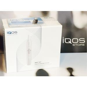 通販 アイコス iQOS 旧型 本体 ホワイト 白 送料無料 代引き 在庫あり 電子煙草 1式セット チャージャー付き アイコスキット kit ICOS White|akindoya