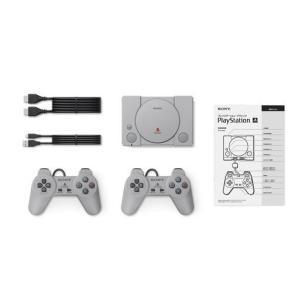 新品 プレイステーション クラシック 本体 PlayStation プレステ プレイステーションミニ  SCPH-1000RJ|akindoya|03