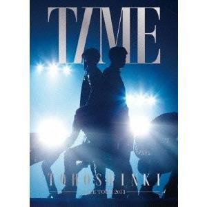 新品 東方神起 TIME DVD   初回限定生産盤  LIVE TOUR 2013  ライブ ツアー コンサート 3枚組 タイム|akindoya