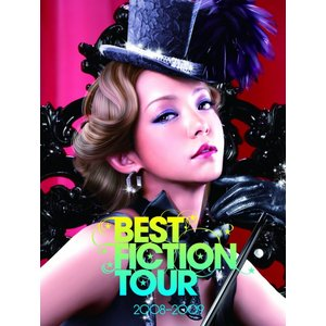 送料無料 新品 DVD 安室奈美恵 namie amuro BEST FICTION TOUR 2008-2009 DVD|akindoya