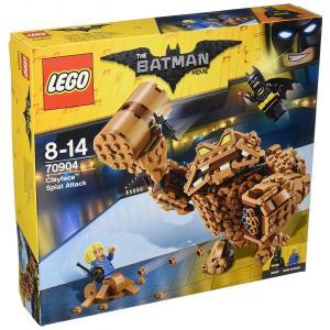 在庫あり 通販 送料無料 レゴ LEGO バットマンムービー クレイフェイスのスプラット・アタック 70904 THE BATMAN MOVIE レゴブロック akindoya