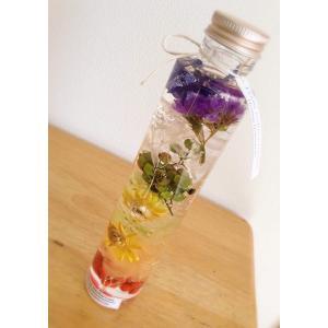 ヒーリング ハーバリウム 植物標本 レインボー カラフル 虹色 フワラーエッセンス メモリーオイル 癒やし インテリア プリザーブドフラワー|akindoya
