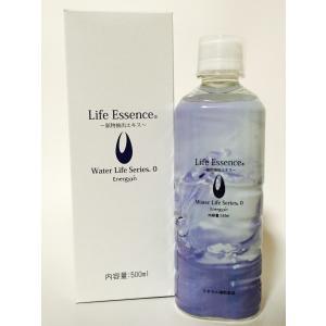 Eco Water ライフエッセンス 500ml Life Eccense エコウォーター ボトル 鉱物抽出エキス akindoya