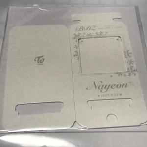 TWICE BDZ Repackage スマホスタンド Nayeon ナヨン 早期購入特典のみ リパッケージ|akindoya